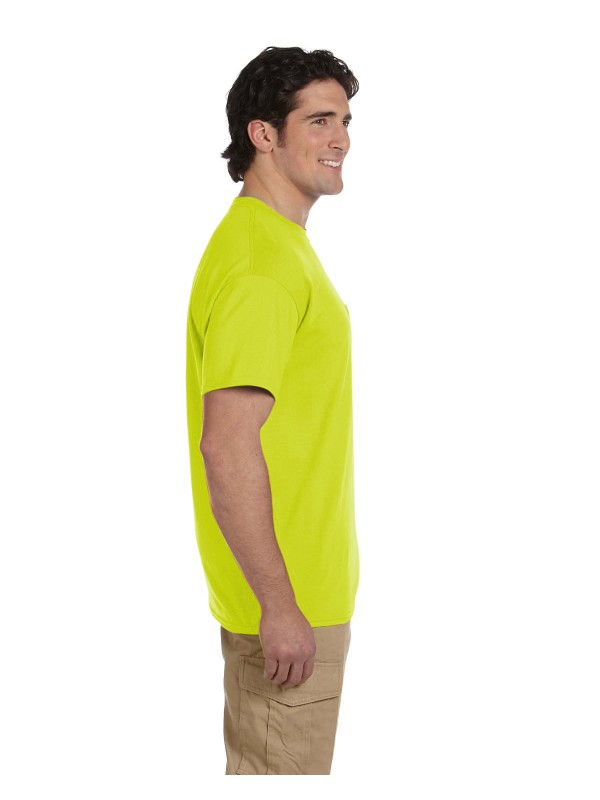 Gildan G830 Gildan Adult 5.5 oz., 50/50 Pocket T-Shirt